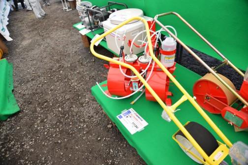 共立 土壌消毒機(アグリテクノ)Si-2B 価格¥111,240