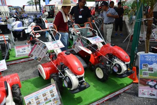 左は先ほどの三菱管理機 マイボーイ MMR600 価格¥214,920  右は三菱管理機 マイボーイ MMR400UN 価格¥199,800