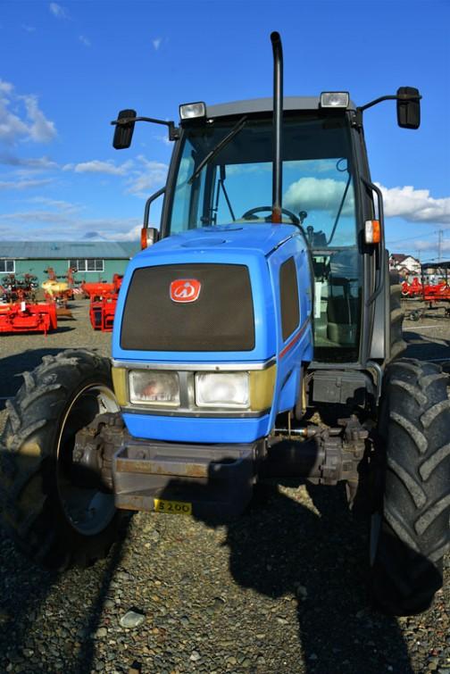 iseki tractor TR55