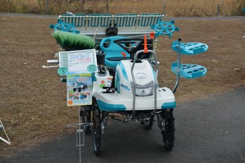 クボタ 田植機 EP4-SP-Z 6.1馬力 価格¥718,200 ★JAグループ特別仕様機 ★予備苗のせ台 ★小物入れ