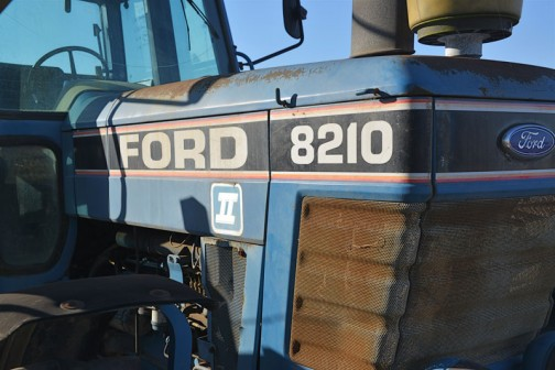 FORD8210