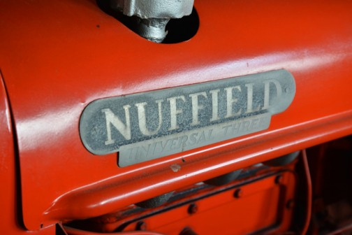 NUFFIELD UNIVERSAL THREE