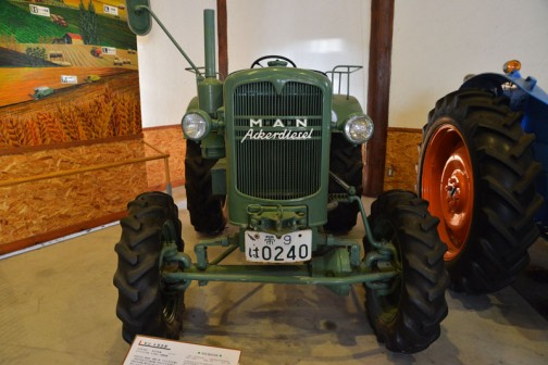 MAN ackerdiesel trctor AS440A