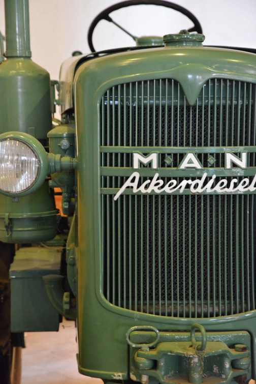 MAN ackerdiesel trctor AS440A