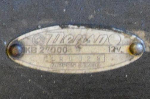 国産初の畑作用乗用トラクタ「T15」