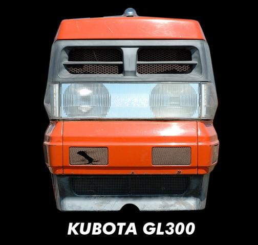 GL300とは印象は同じでも細かいところがかなり違います。