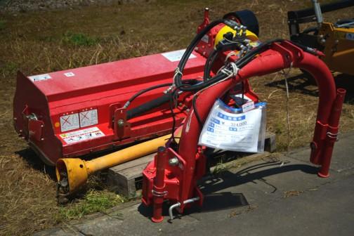 ササキ オフセットモア KZ140 価格¥324,000 購入初年度 平成23年