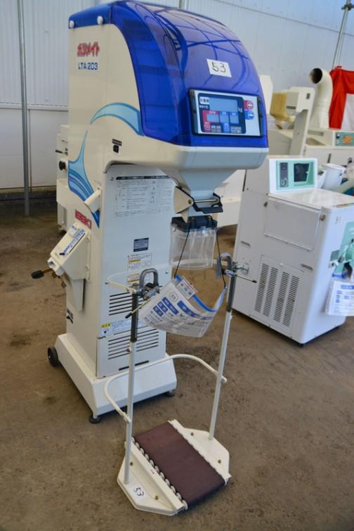 イセキ 計量器 LTA203A3M 中古価格¥141,000 網目1.80mm