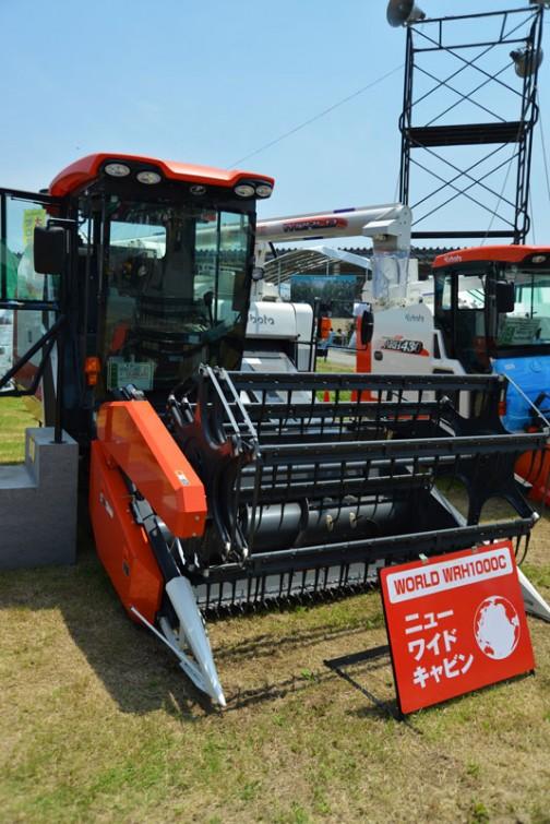 kubota_combaine_ARH1000C-2.1 クボタ普通型コンバイン ARH1000C-2.1 価格¥13,068,000 100PS 大容量グレンタンク 2000L