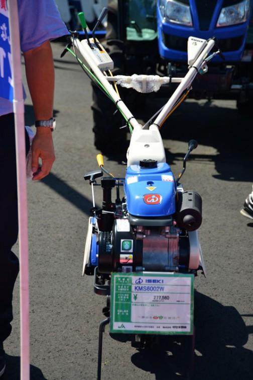 イセキハンドトラクター KMS6002W 価格¥277,560