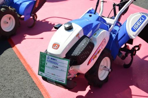 イセキハンドトラクター マイペット503 KCR503SDU 価格¥216,000