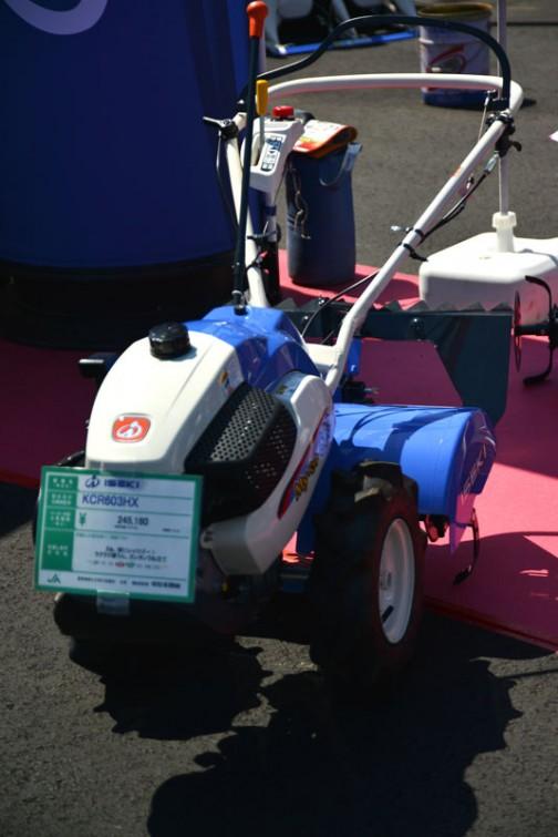 イセキハンドトラクター KCR603HX 価格¥245,160