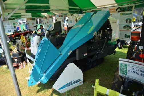 同じくにんじん収穫機キャロベスター CH-1200FVM 20PS 自動モンロー価格¥3,769,200