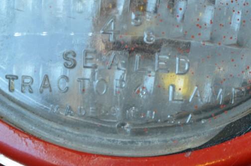 シールドトラクターランプ MADE IN U.S.A.