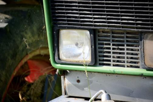 ● FARMER306LSA TURBOMATIK 4気筒水冷ディーゼル 80PS