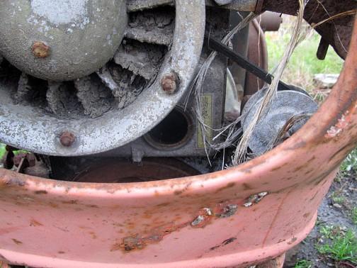STIHL DIESEL engine
