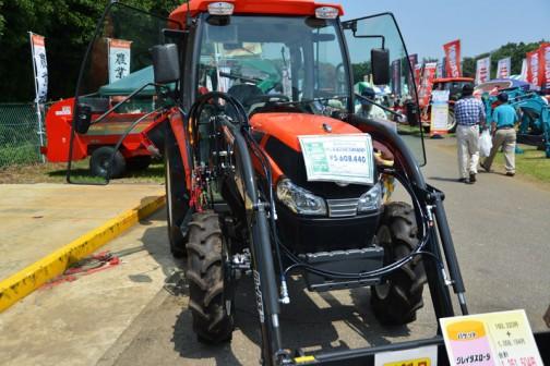 トラクターはクボタトラクター KL44ZHCQMANP 価格¥5,608,440 44馬力 AD倍速ターン ニューウェルナビ スーパーテクノモンロー