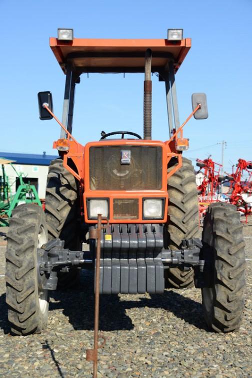 kubota tractor M7530DT