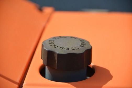クボタトラクター、L1-26D・・・安全フレームの検査合格が昭和50年2月ですから1975年、40年前のトラクターです。