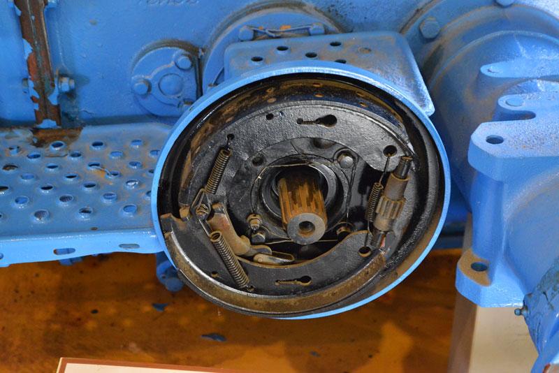1957 Fordson Major Diesel Tractor : マフラーは日本ラヂヱーター製造株式會社製?fordson power major・・・「撮りトラ@土の館」 水戸