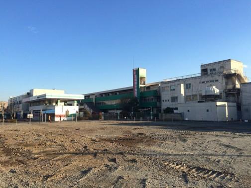 場外発売所BAOO高崎というものが今ここにあるそうです。他の競馬場の馬券を販売しているのかな?
