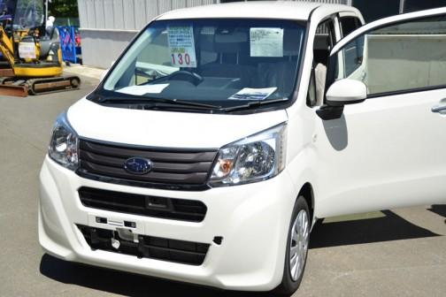 なぜかこんな車も・・・ スバル・ステラ スマートアシストL オートエアコン プッシュスタート 電動ミラー 乗り出し価格 ¥1,300,000