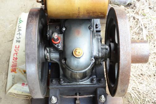 ヤンマーディーゼルエンジンNK4(4馬力)1955年〜