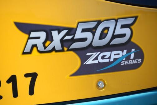 RX-505ですって。