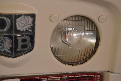 tractordata.comによればDavid Brown Selctamatic770は1965年〜1970年まで製造され、エンジンは3気筒2.4Lディーゼル35馬力となっています。
