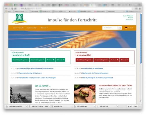WEBページはこちら(http://www.dlg.org/home-de.html)