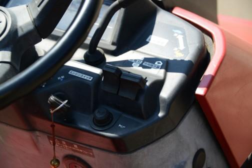 友人の家で見たHONDAのトラクター、マイティ11(RT1100)「撮りトラ」です。