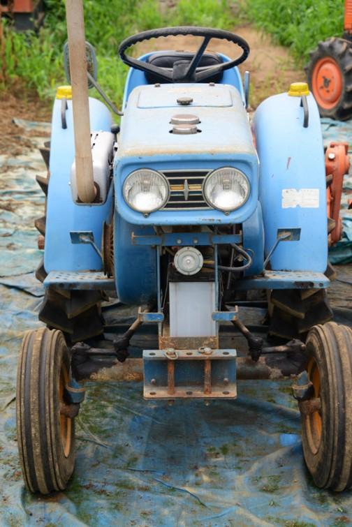 日の本トラクターMB1500。