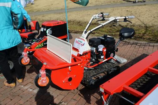 アテックス 歩行型草刈機 「刈馬王ハンマー」 RX-651A 価格¥537,840 8PS  刈幅 650mm