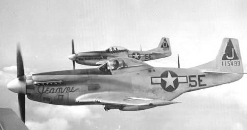 ノースアメリカン P-51 マスタング