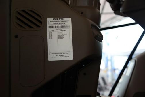 ジョンディア JD6130R,EA9 価格¥19,224,000 オートパワー無段階変速オートマ感覚、トリプルリンクサスペンション、10インチモニター、電子制御油圧キャブサスペンション  最新ジョンディア6130R特長 ①パワーブースト(最大150馬力) ②無段階変速オートパワー仕様 ③日本語対応タッチパネルモニター ④フロントサスペンション ⑤分割式大型電動ミラー ⑦iTEC(作業工程のプログラム) ⑧油圧トップリンク標準装備 ⑨フルフレーム構造 ⑩LEDワークライト ⑪保冷ボックス(冷蔵庫) ⑫フロントヒッチ・PTO(仕様設定or社外オプション)
