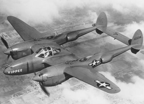 ロッキード P-38 ライトニング