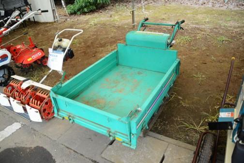 筑水キャニコム 運搬車 BP412 中古機価格¥80,000