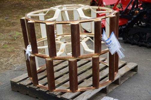 スズテック カゴ車輪 11×32(380) 中古機価格¥39,000 備考 本体のみ。アダプタなし。