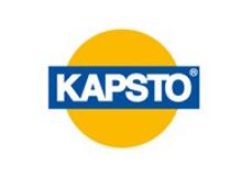 このロゴで間違いなさそう。どうも「KAPSTO」というプラスチックキャップのメーカーらしい。