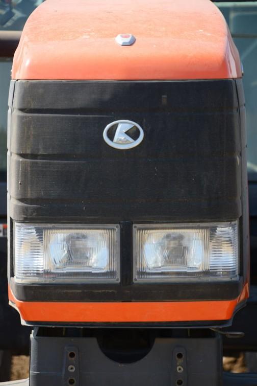 クボタM125D
