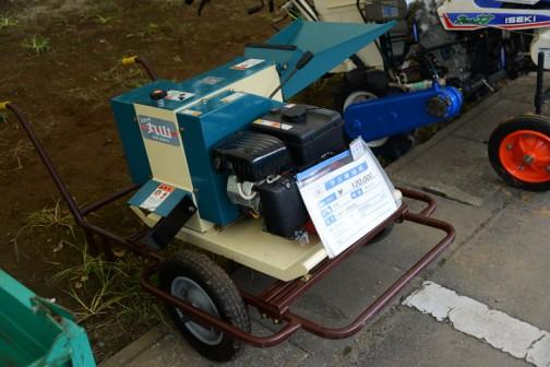 丸山 チッパー HNT-6MLN 中古機価格¥120,000 これ欲しいな。