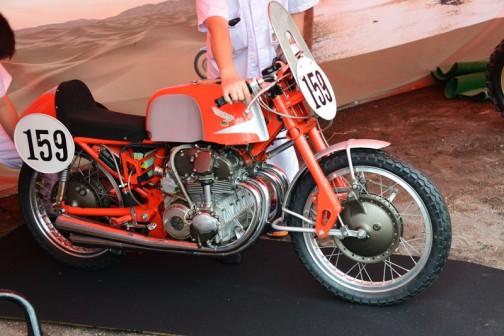 こちらが1959年のRC160