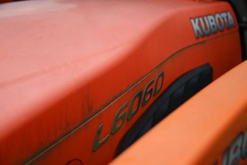 クボタトラクターL6060