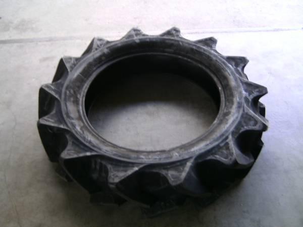 ブリヂストンの渦巻きタイヤ