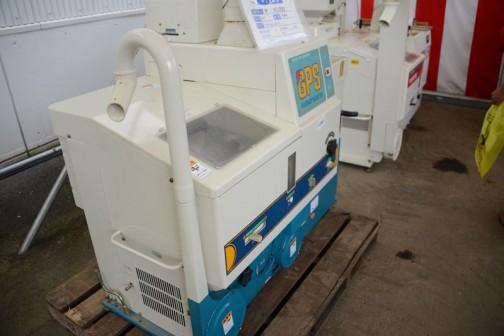 サタケ 籾摺り機 GPS350AM(4) 中古価格¥65,000 成約後ロール、ベルト1本交換。