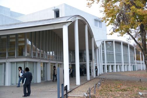 11月最後の日、11月30日に(昨日ですね)小美玉市の四季文化館『みの〜れ』で行われた、多面的機能支払交付金技術研修会に行ってきました。