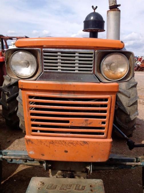 クボタトラクターL240