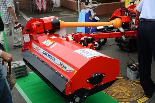 ニプロ スライドモア TDC1400-0S 価格¥928,800 作業幅140cm