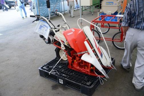 ヤンマーバインダー Be25 中古価格¥150,000 備考:成約後タイヤ交換、他成約後対応。