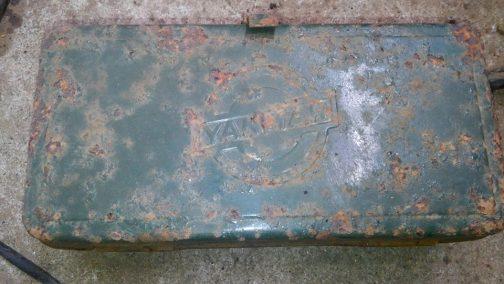 ヤンマーの工具箱